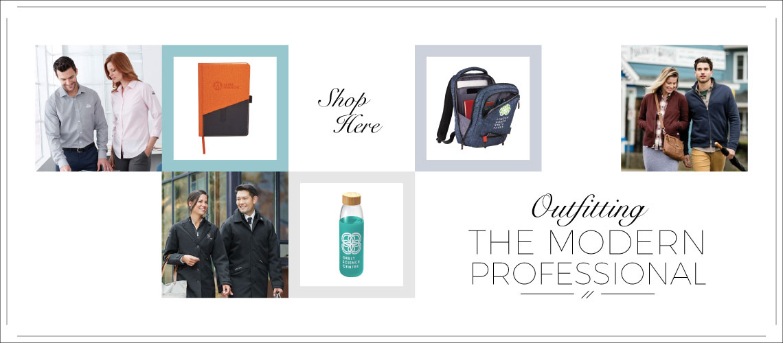 Outfitting the Modern Professional