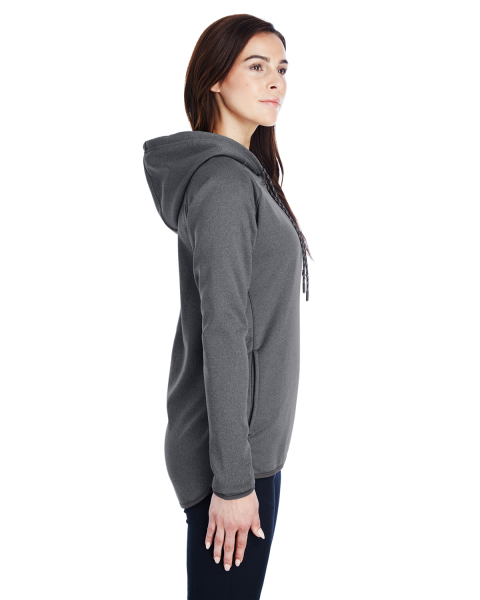 ae9806b90495 ... Under Armour Ladies  Double Threat Armour Fleece Hoodie ...