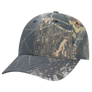 6 Panel Camouflage Hunting Cap